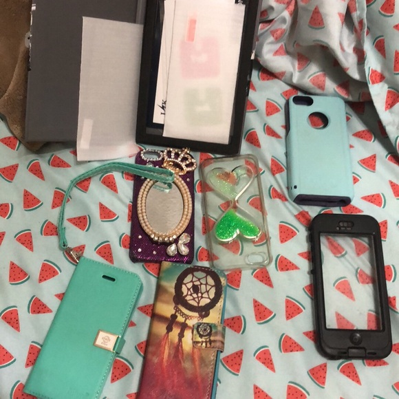 none Accessories - iPhone C phone cases and screen protectors